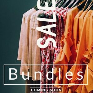 Bundle sale coming soon!!!